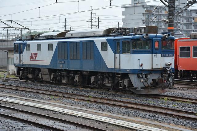 EF64 1011