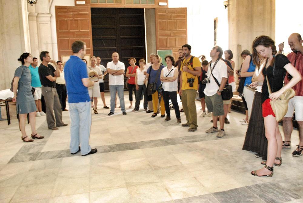 reharq_juan de dios de la hoz_arquitecto_director proyecto seis iglesias lorca_premio europa nostra_iglesia de santiago_addipa_foto vía carmen martinez