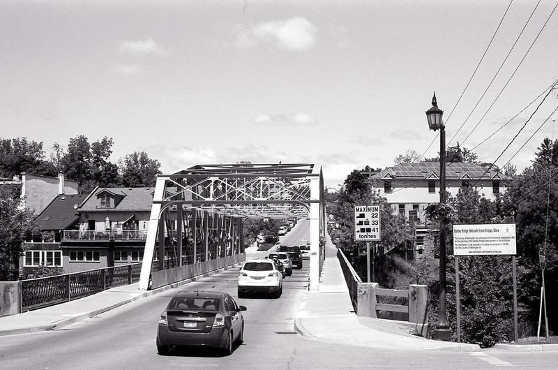 Metcalfe St. Bridge