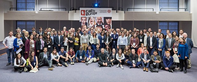 Call to Europe VI: Millennials & Politics. Day 2