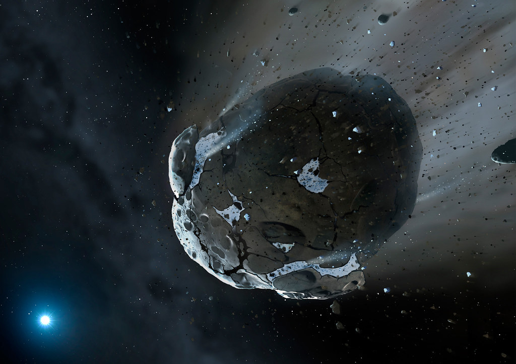 Close Call: Asteroid Flies By Earth 20 Times Closer Than Moon