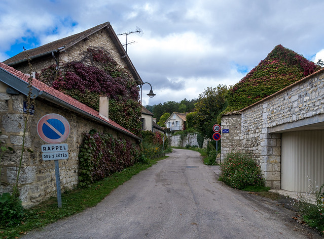 French Village, Giverny