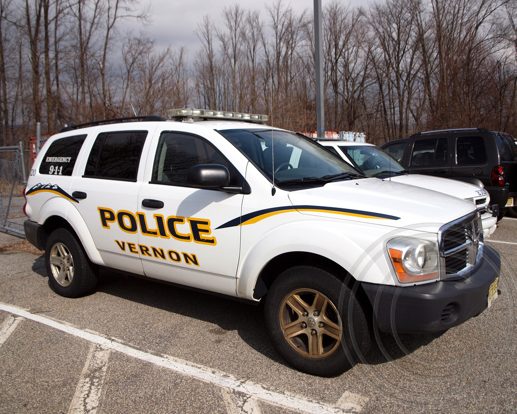 New jersey sussex county vernon -  Vernon Police Patrol Car Sussex County New Jersey By Jag9889