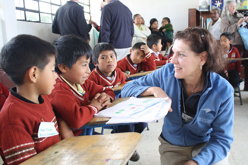 Rotary international service project Latin Central South America
