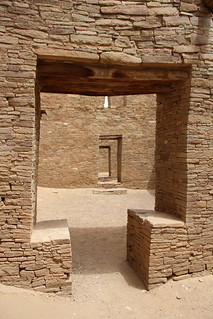 Pueblo Bonito doorways | by Thomson20192