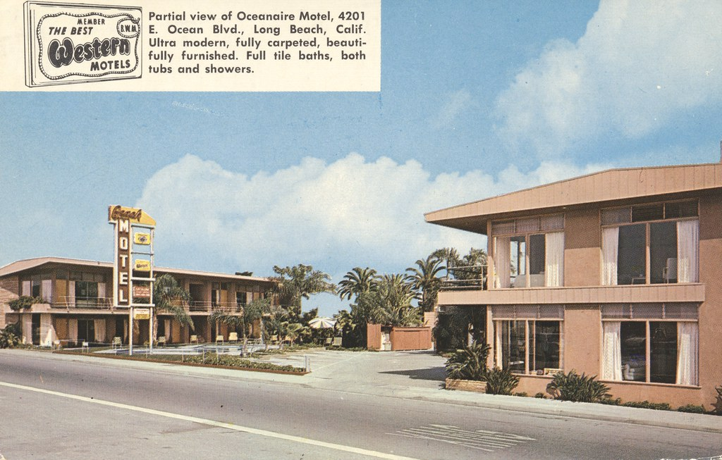 Beach & Oceanaire Motels - Long Beach, California