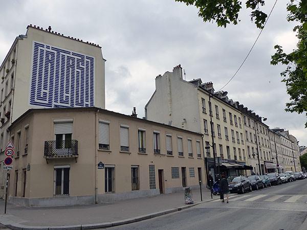 la rue du chevaleret