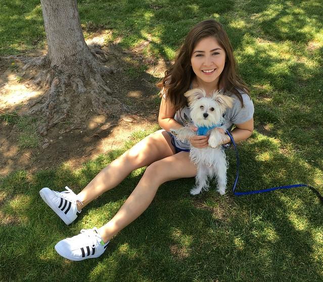 #PawsToSavor Summer with Purina Pro Plan Savor Shredded Blend Dog