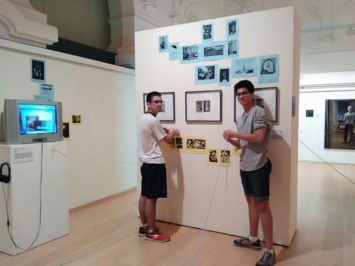 Exposició d'art contemporani 4t ESO
