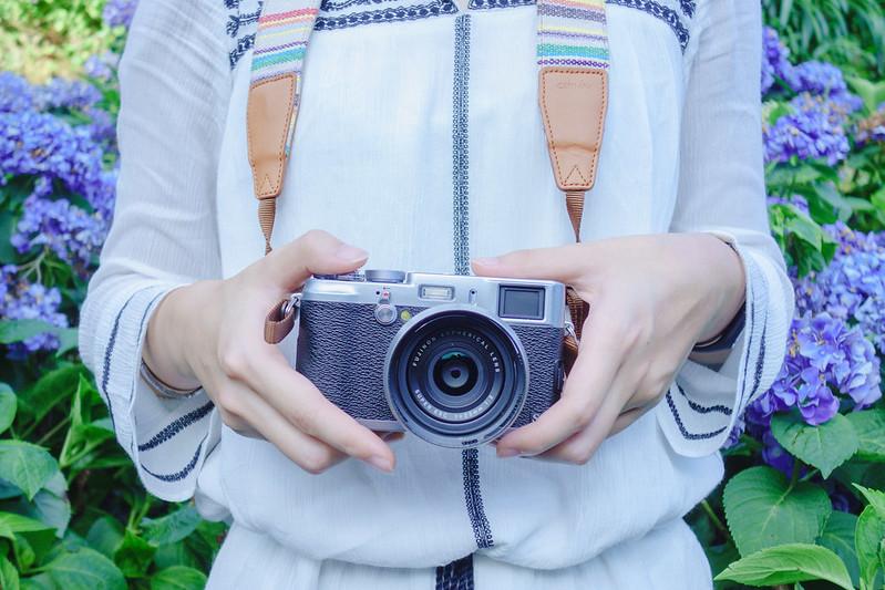 Fujifilm X100S Girl