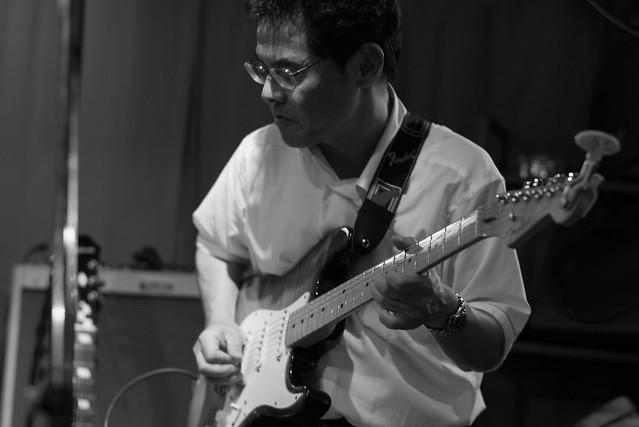 T.G.I.F. blues session at Terraplane, Tokyo, 08 Jul 2016 -00068