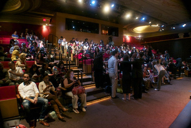 America Calderon Wins Dedication Award