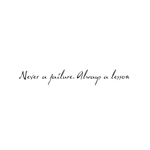 Never a failure always a lesson nafaal rihanna tattoo for Independent tattoo lincoln ne