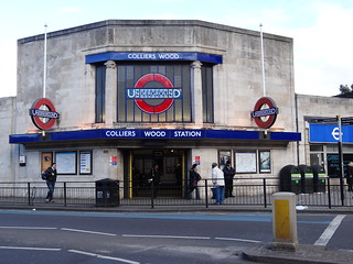 48e - Colliers Wood station | by Randomly London