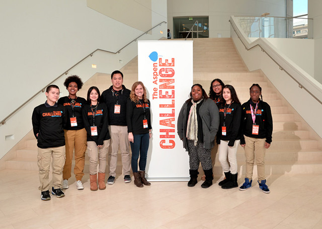 Aspen Challenge: Washington DC Opening Forum: 01/30/2015