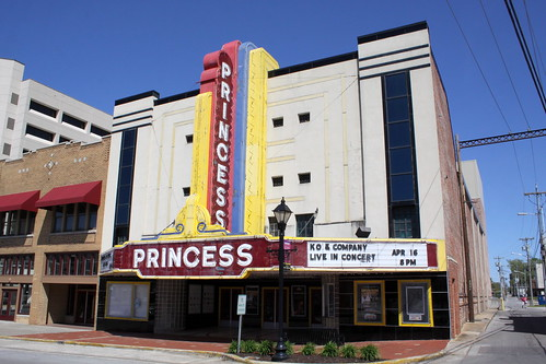 Princess Theater - Decatur, AL