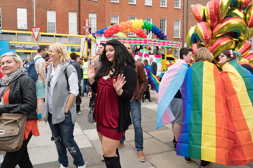 PRIDE PARADE AND FESTIVAL [DUBLIN 2016]-118026 | by infomatique
