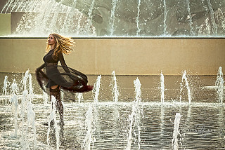 Fountain Dance | by Diana Lee Photography