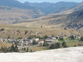 26 Mammoth Hot Springs