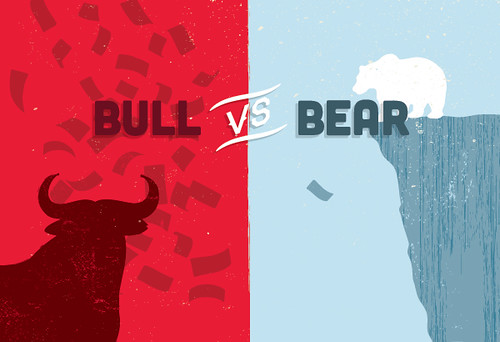 Bull vs. Bear Markets | by ota_photos