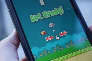 Flappy Bird su Smartphone | by Desiree Catani