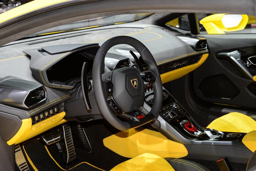 Lamborghini Huracan Interior | By JayRao Lamborghini Huracan Interior | By  JayRao