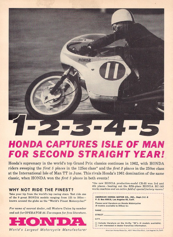 Honda Isle of Man