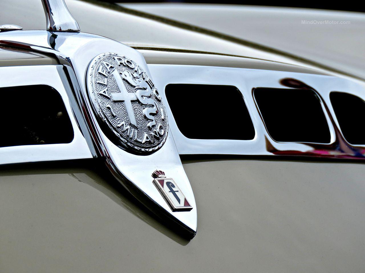 1942 Alfa Romeo 6C 2500 Pininfarina Speciale 1