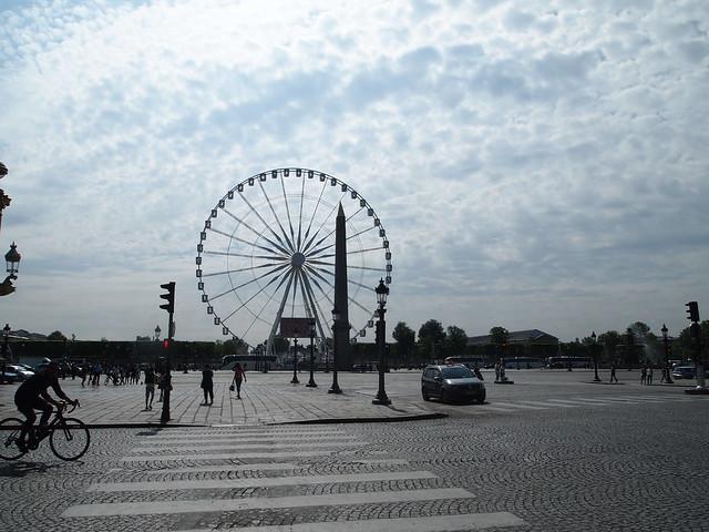 P5281832 シャンゼリゼ大通り L'Avenue des Champs-Élysées パリ フランス paris france