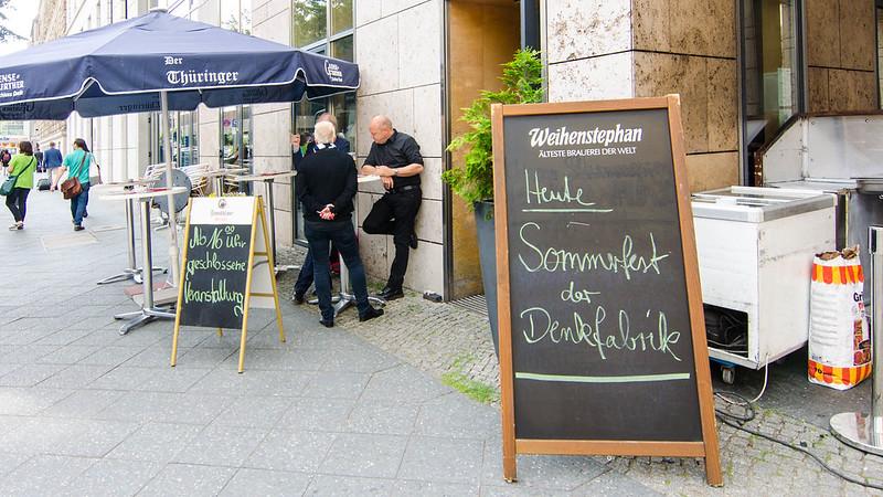 2016-06-22 - Denkfabrik Sommerfest