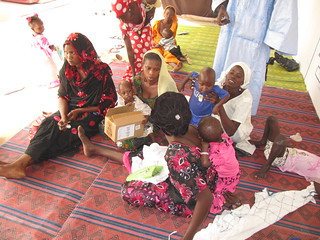 nutrition care in Touba, Diourbel region of Senegal | by EU Civil Protection and Humanitarian Aid Operation