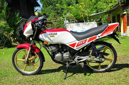 Yamaha rxz energy obert erzat tailong bike from for Hamilton yamaha nj