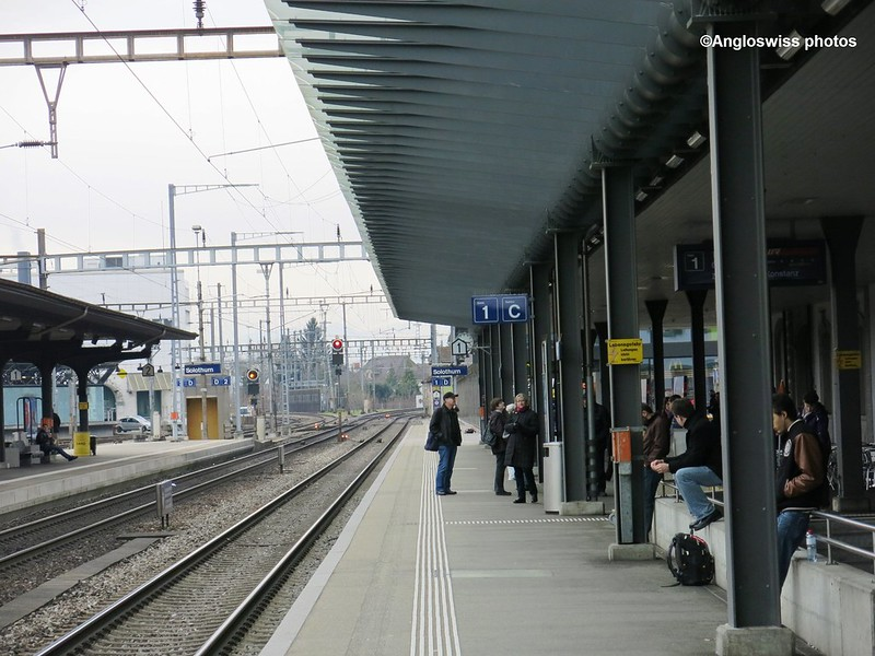 Solothurn Main station