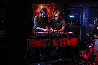 Buxton & The Donkeys @ Rudyard's | by Breakfast On Tour