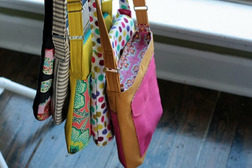 new bags | by artsy-crafty babe