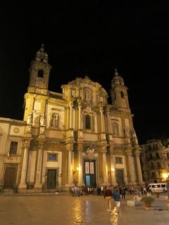 Palermo  Chiesa di San Domenico