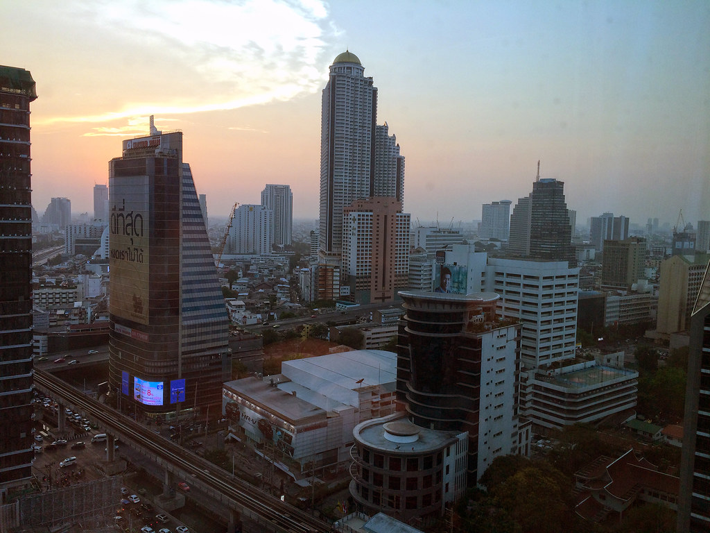 Sathorn District