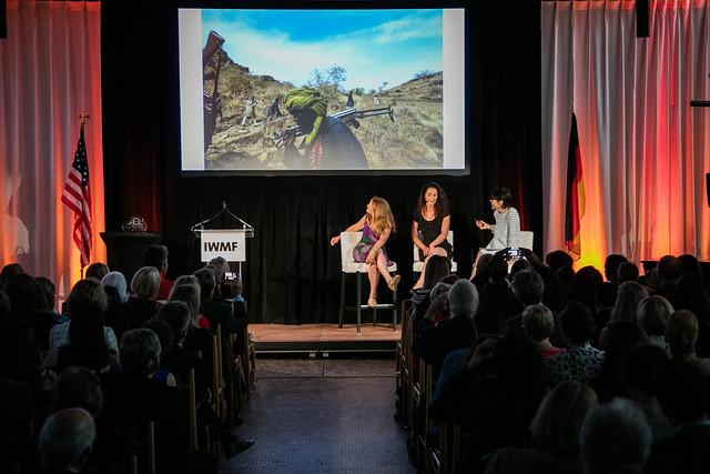 Anja Niedringhaus Courage in Photojournalism Award 2016