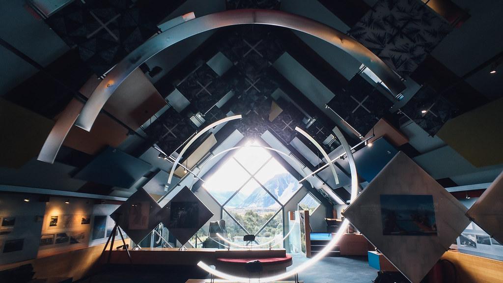 Aoraki Mt Cook National Park Visitor Centre