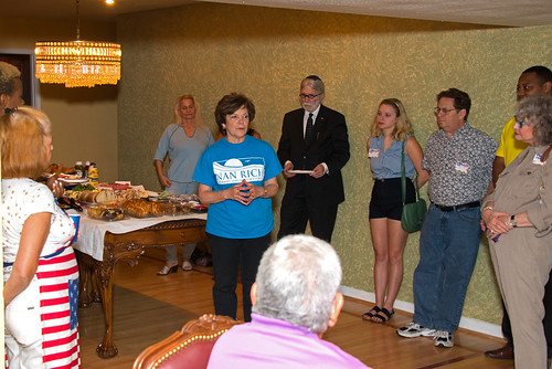 Meet & Greet for Candidate Nan Rich | by Woodlands in Tamarac