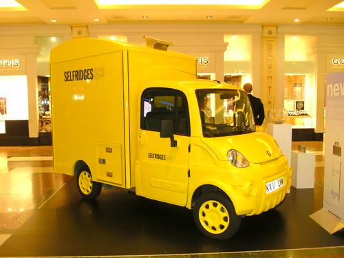 2011 aixam mega multitruck 600e electric van seen in the t flickr. Black Bedroom Furniture Sets. Home Design Ideas