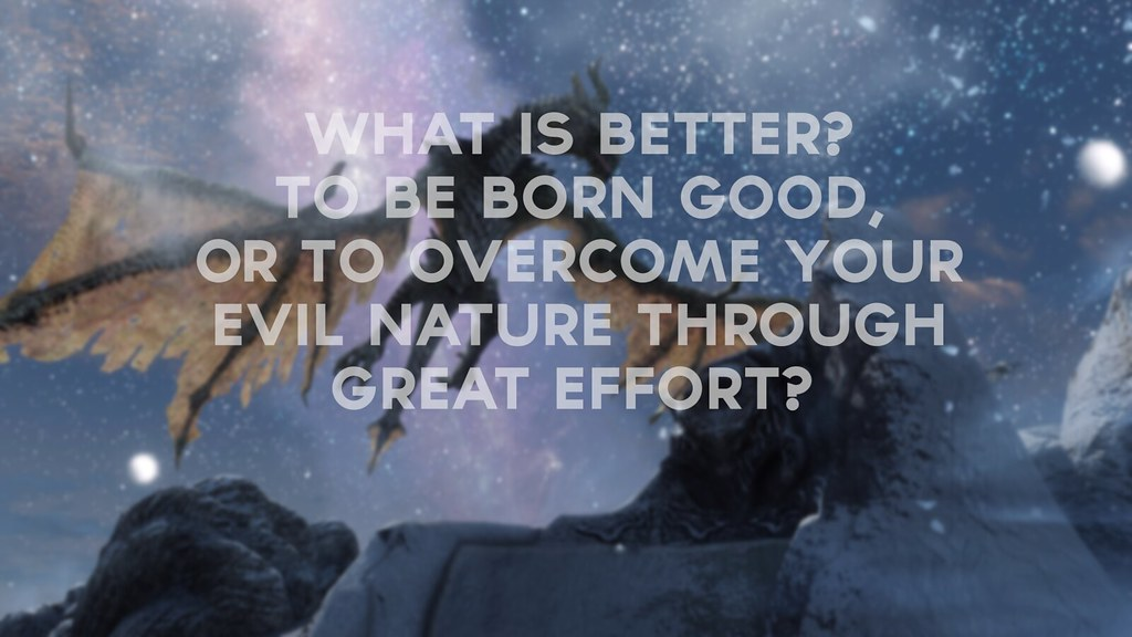 Paarthurnax Quote Wallpaper Haaris Arain Flickr Best Quote Wallpaper