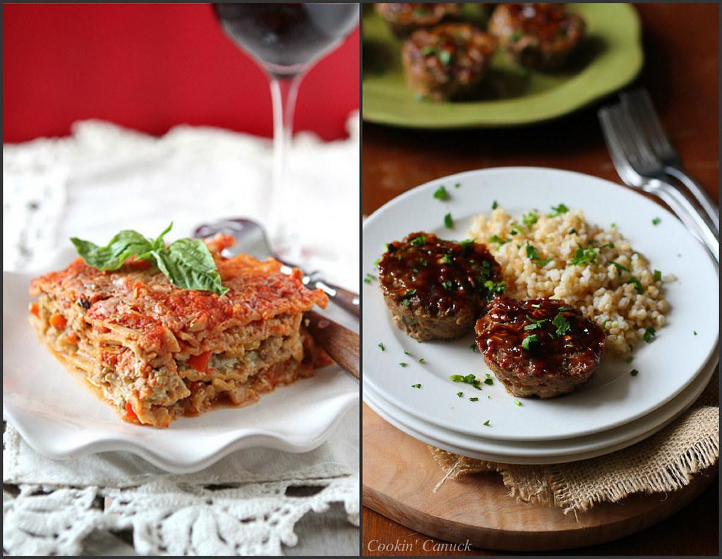 Healthy Ground Turkey Recipes Cookincanuck Com Www Cooki Flickr