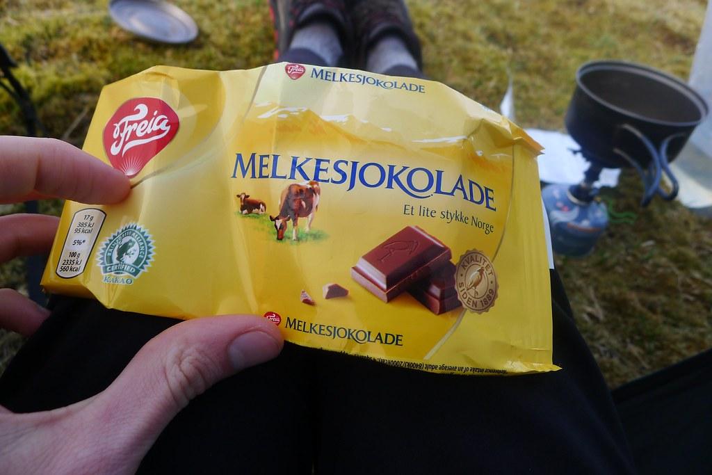 Mekesjokolade