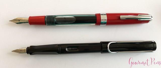 Review J. Herbin Tempête Fountain Pen Gift Set @NoteMakerTweets7