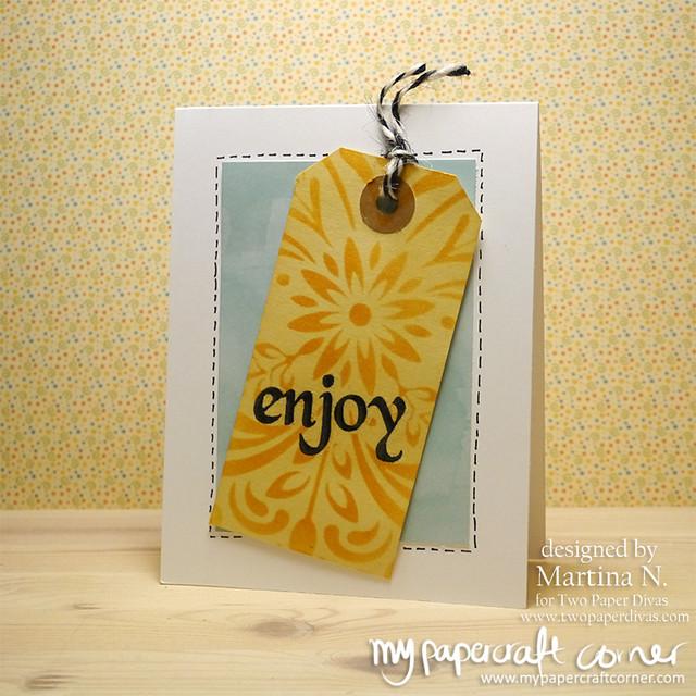 Enjoy - Card #444