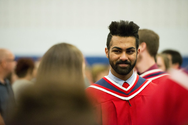 2016 Convocation - June 10 - Afternoon