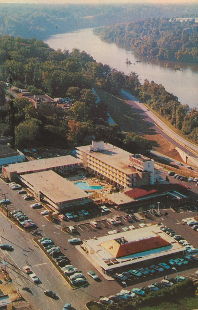 Marriott Key Bridge Motor Hotel - Washington, D.C.