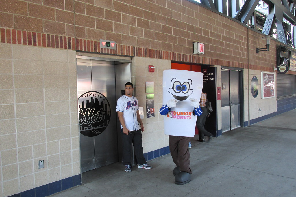 Image result for citi field elevators