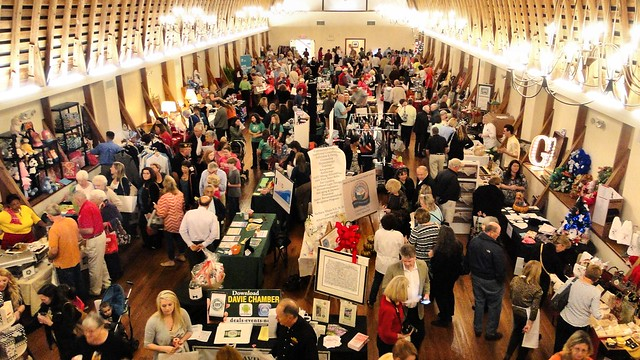 Davie Chamber Business and Shopping Expo at WinMock